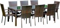 Set mobilier sufragerie ratan sintetic SOTTILE