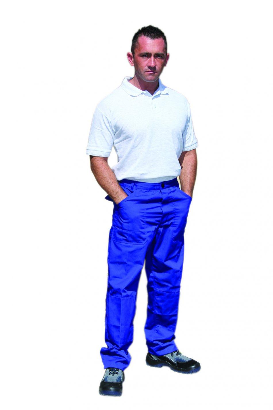 Pantaloni cu talie inalta ECOblue EBDN