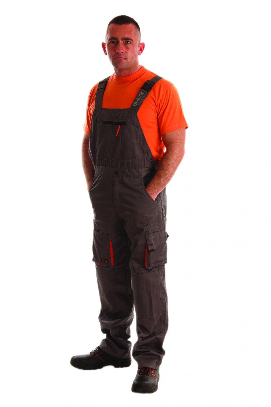 Pantalon cu pieptar ROCK, RMN