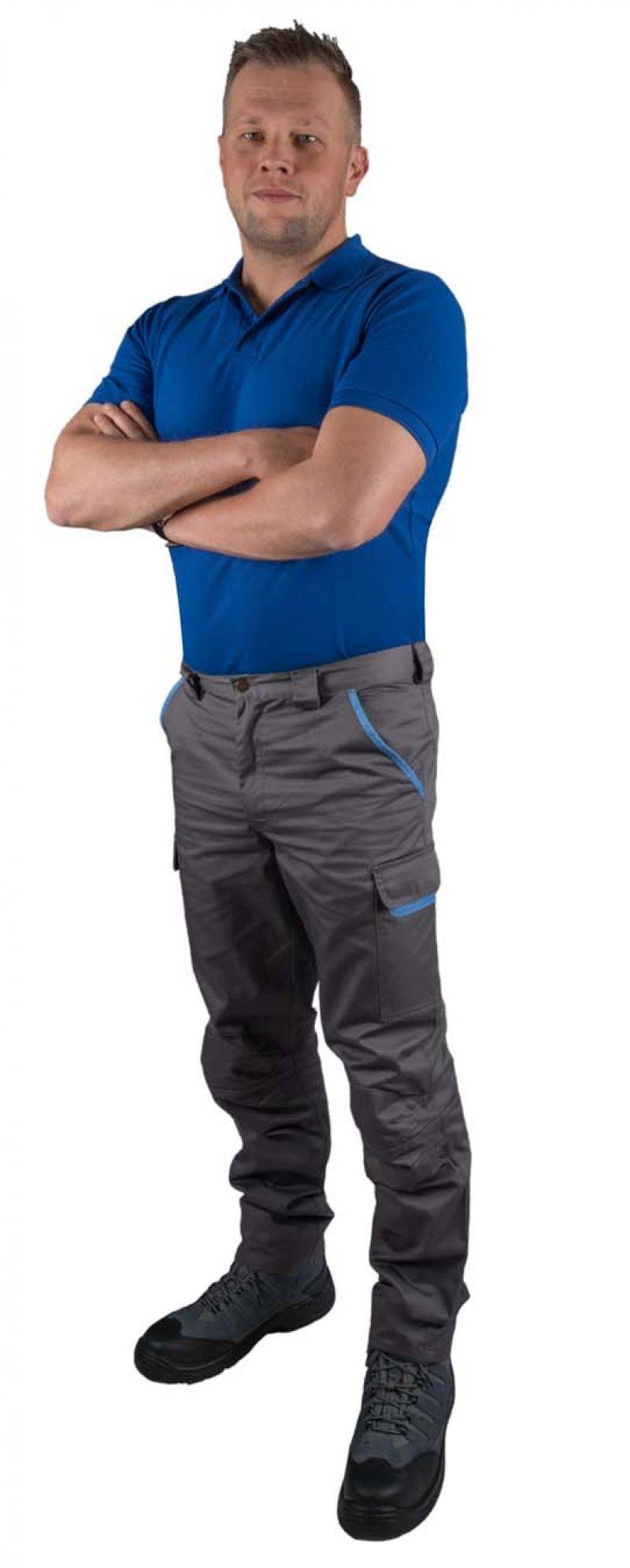 Pantaloni cu talie înaltă ROCK WORKER