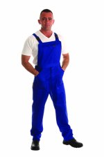 Pantalon cu pieptar ECOblue