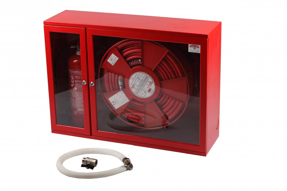 650X900X260 cutie cu locas lateral semir. DN25 PVC