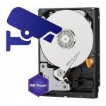 Hard disk 8TB - WD PURPLE Surveillance