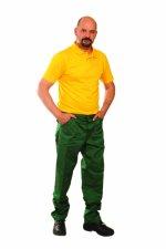Pantaloni cu talie inalta ECOgreen -2XL