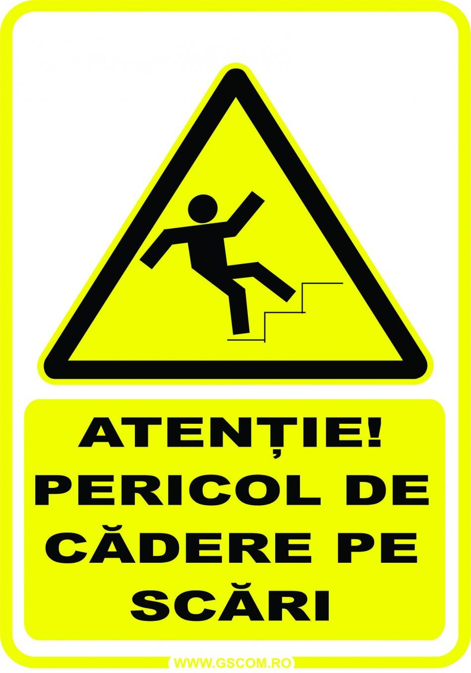 pericol scari