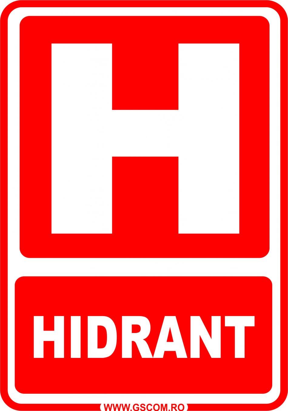 hidrant a5