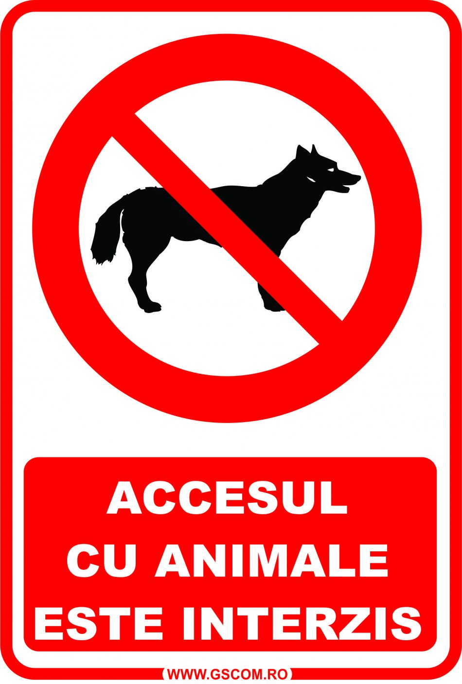 acces animale