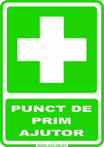 PUNCT DE PRM AJUTOR