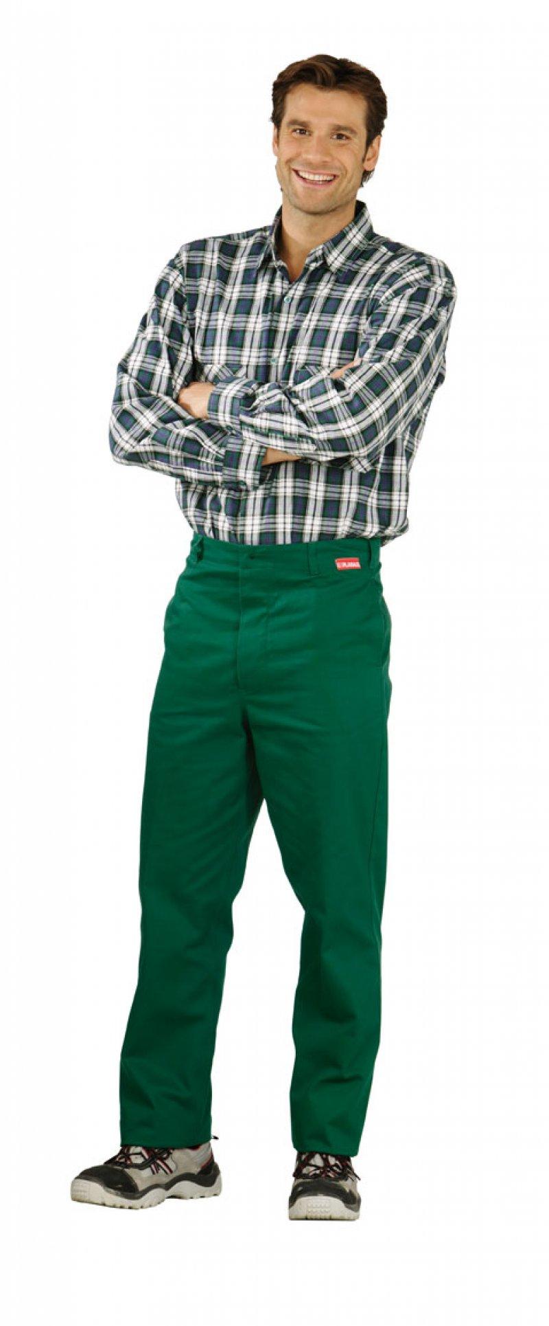 Pantaloni verzi, 100% bumbac