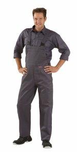 Pantaloni de sudura , grey, 360 g/sqm,42-64