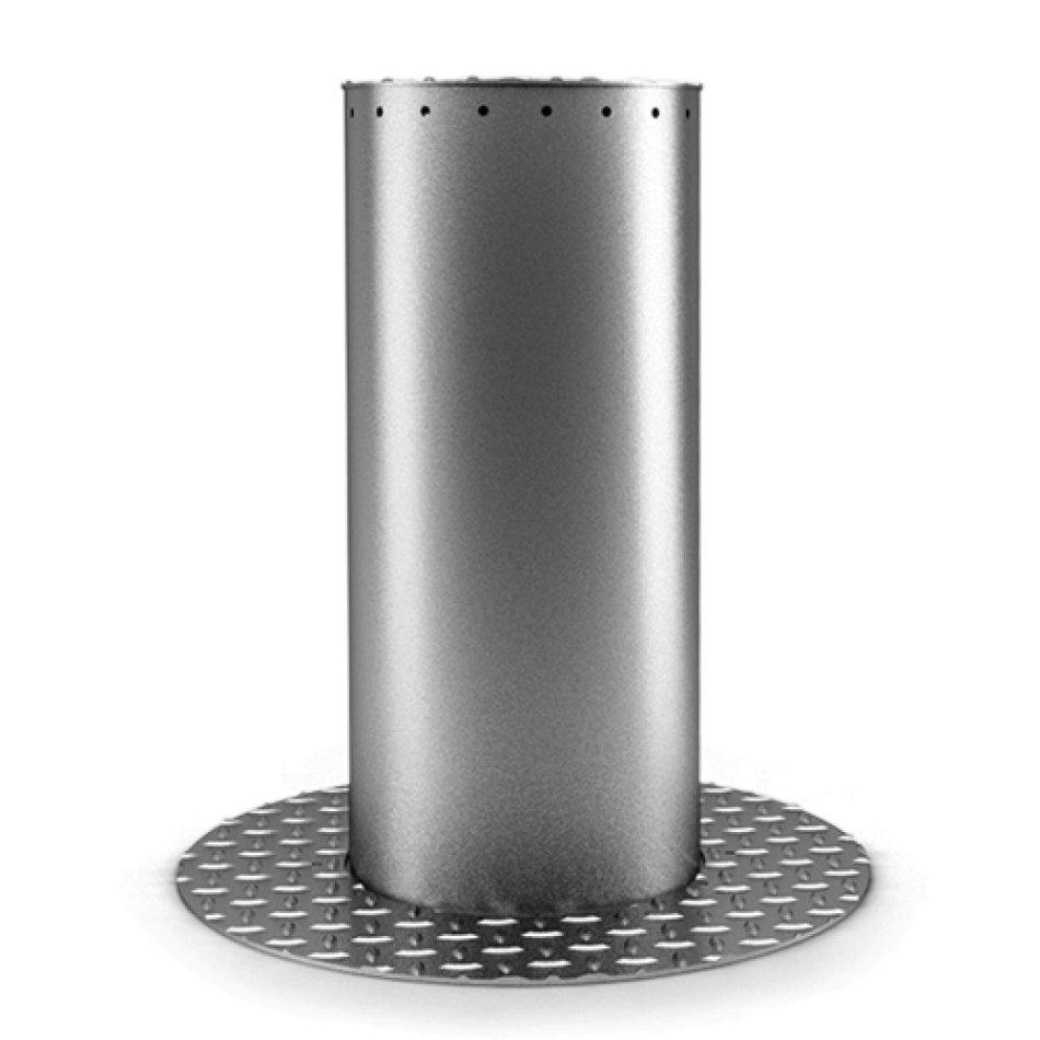 Stalp fix restrictionare acces auto 785 mm - MOTORLINE