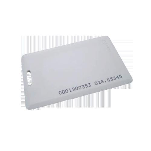 Cartela de acces cu cip EM4100 125KHz