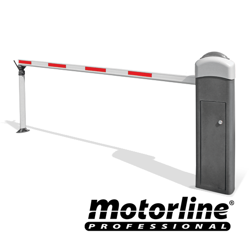Bariera acces AUTO / 6 m, dreapta - MOTORLINE