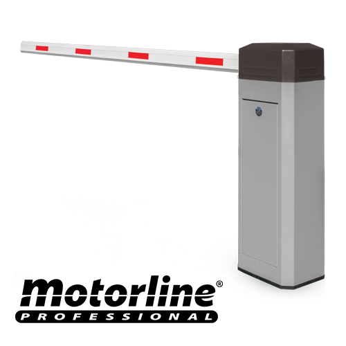 Bariera acces AUTO / 8 m, dreapta - MOTORLINE