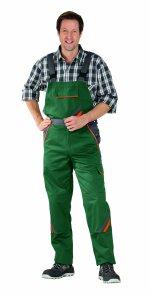Pantaloni de visline, verde / portocaliu, 38-70