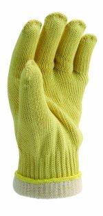Mănuşi tricotate kevlar căptuşite, cu două straturi