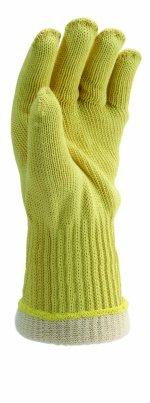 Mănuşi tricotate kevlar căptuşite