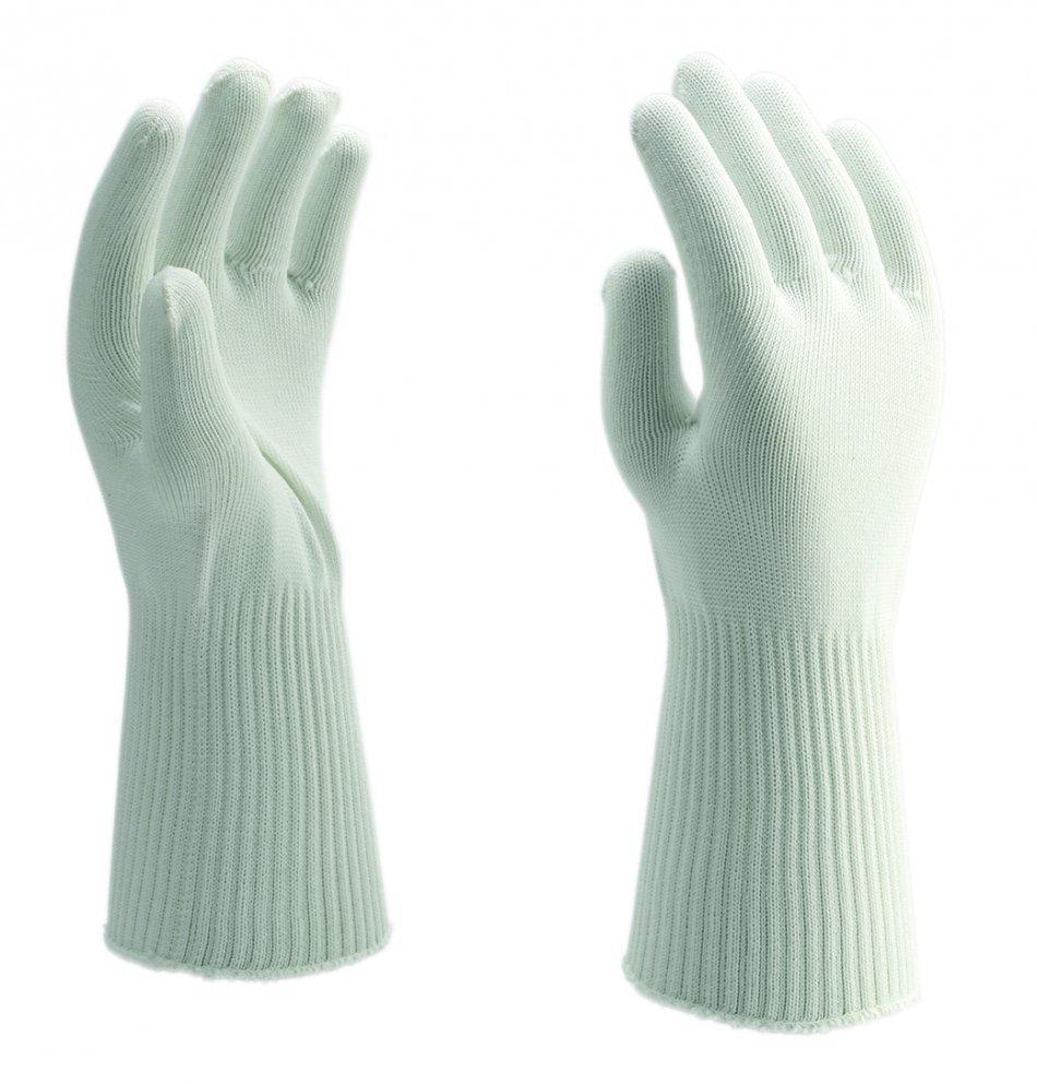 Mănuşi tricotate din fibre sintetice