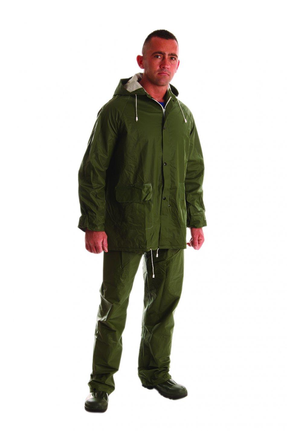 Pelerină de ploaie cu capişon, M-3XL
