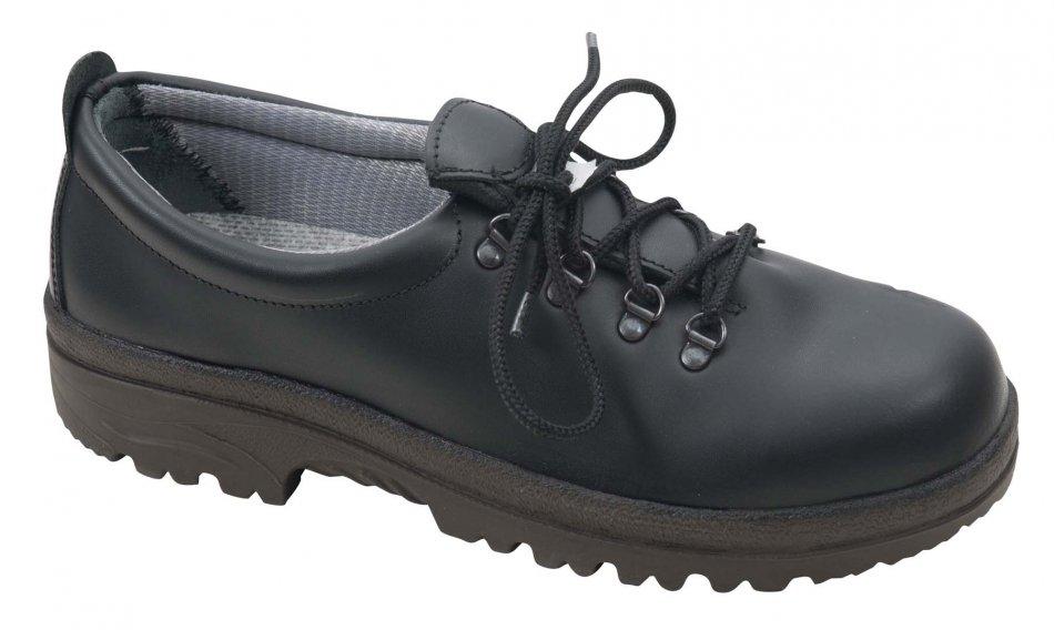 Pantofi pentru electricieni pentru protecţie împotriva tensiunii de atingere de 1000 V