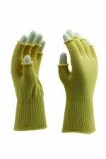 Mănuşi kevlar tricotate cu degete decupate
