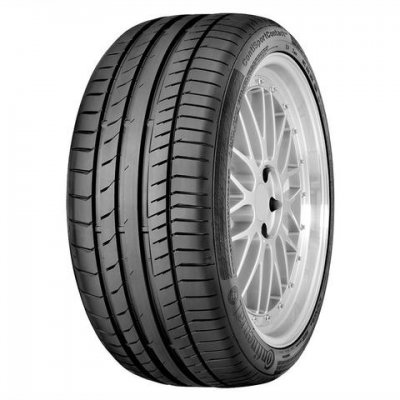 245/45R19 98W CONTINENTAL ContiSportContact 5 SUV FR