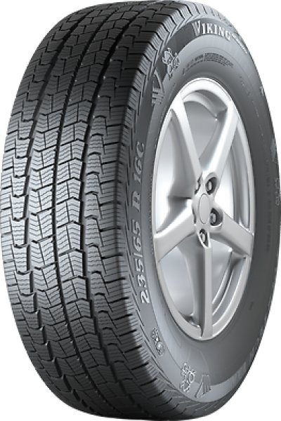 195/75R16C 107/105R Viking FourTech Van