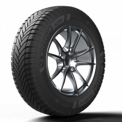 215/55R17 98V Michelin Alpin 6