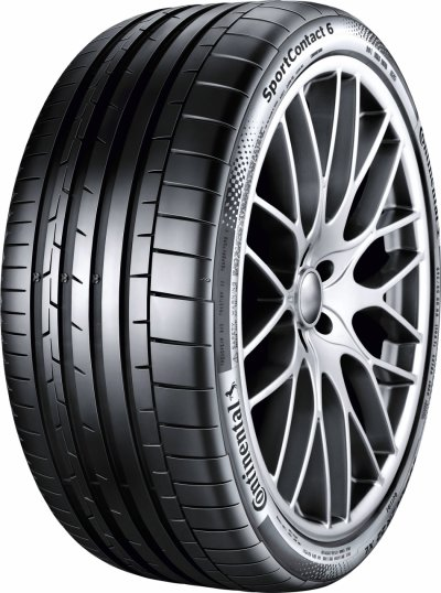 225/40R19 93Y Continental SportContact 6