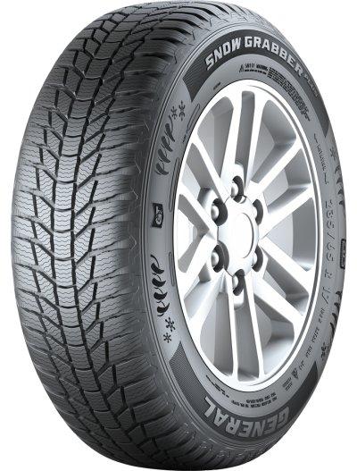 255/45R20 105V General Tire Snow Grabber Plus
