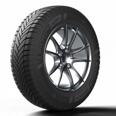 225/55R17 97H Michelin Alpin 6