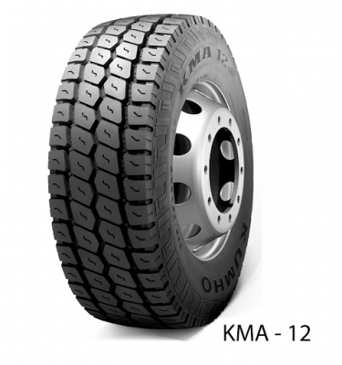 385/65R22.5 160K Kumho MA12