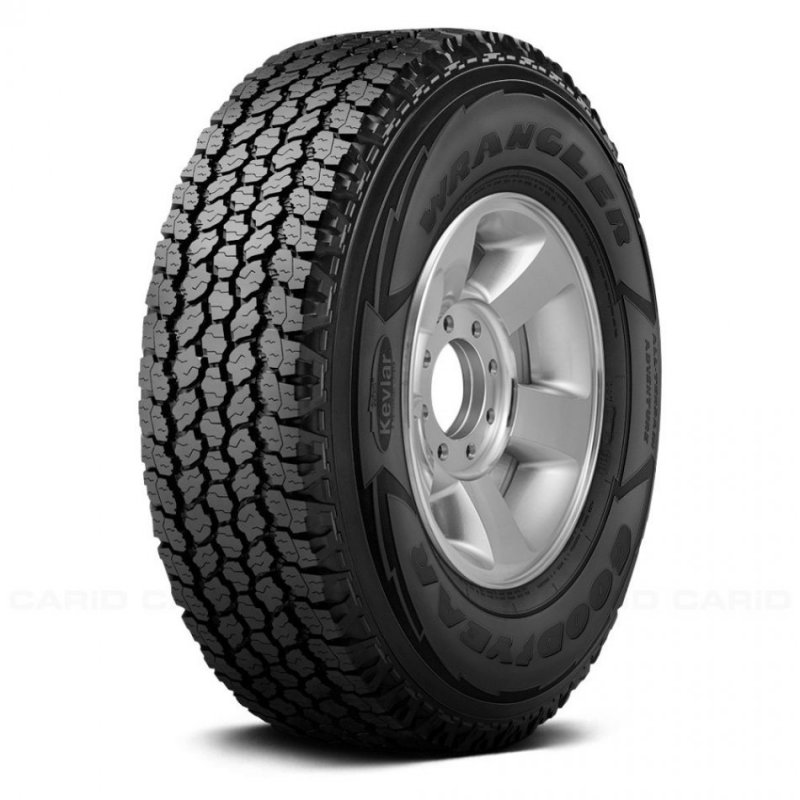 205/80R16C 110/108S Goodyear Wrangler AT Adventure
