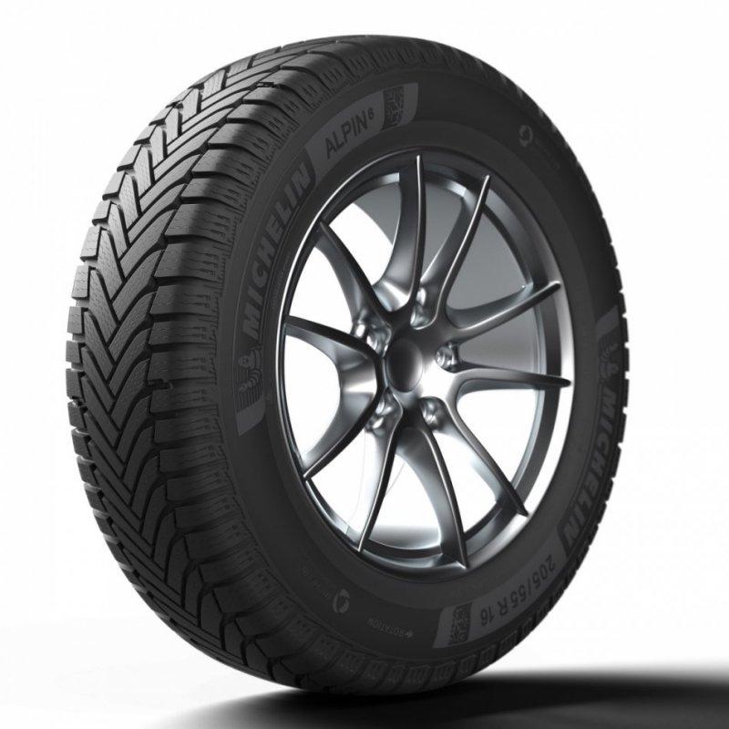 225/50R17 98V Michelin Alpin 6