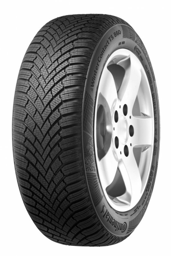185/60R15 88T Continental WinterContact TS860