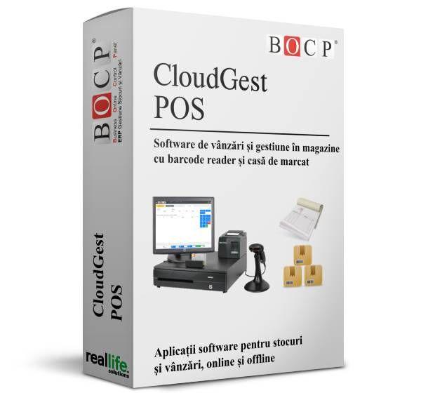 CloudGestPOS