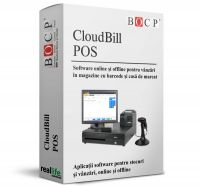 Abonament lunar Licenta modul BOCP CloudBill POS