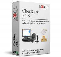 Abonament lunar  Licenta modul BOCP CloudGest POS