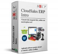 Abonament lunar Licenta CloudSales ERP Intro