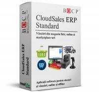 Abonament lunar Licenta CloudSales ERP Standard