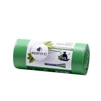 Saci menaj 60 L LDPE 15/1-Verde