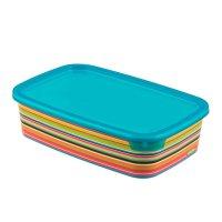 Cutie alimente drept 1 L-DECO CHEF-00727-S46-dungi/stripes