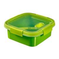 Cutie alimente pătrat 0.9 L-SMART TO GO-00949-Y32-Verde