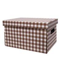 Set 12 cutii depozitare din carton 45x31.5x33