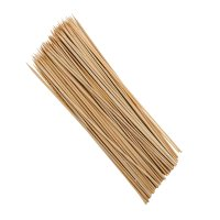 Bețe frigărui din bambus 25 cm 100/1