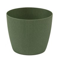 Decor ghiveci MAGNOLIA ECO JUMPER-FI 220 mm 42-Verde forest-LA871