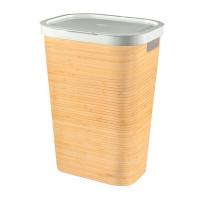 Coș rufe drept 60 L-INFINITY-04761-B45-01-Bambus