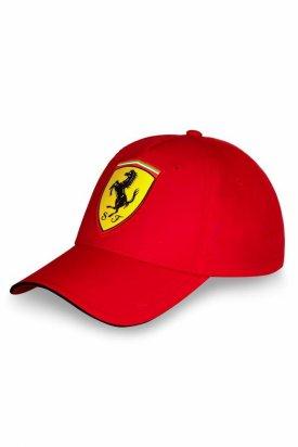 Sapca de Baseball, Ferrari, Rosu, Onesize