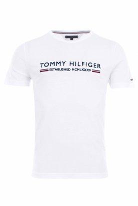 Tricou, Tommy Hilfiger, Alb, 3XL EU