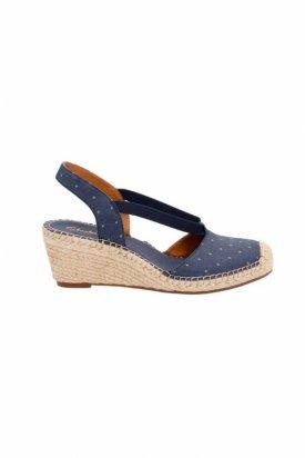 Pantofi, Clarks, Albastru, 39 1/2 EU